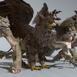 MYTHOLOGICAL CREATURES PACK