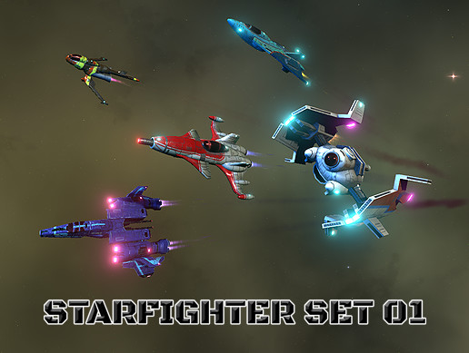 Starfighter Set 01
