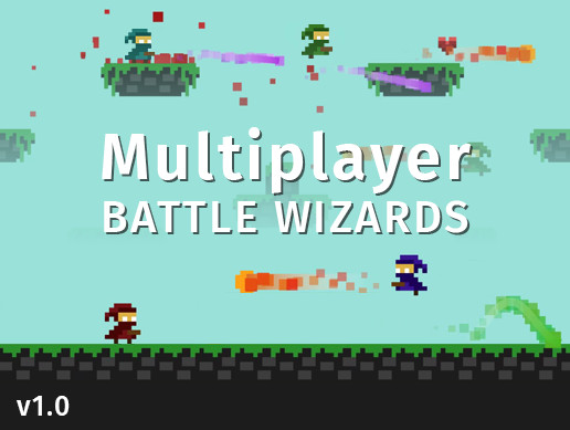 Multiplayer Battle Wizards