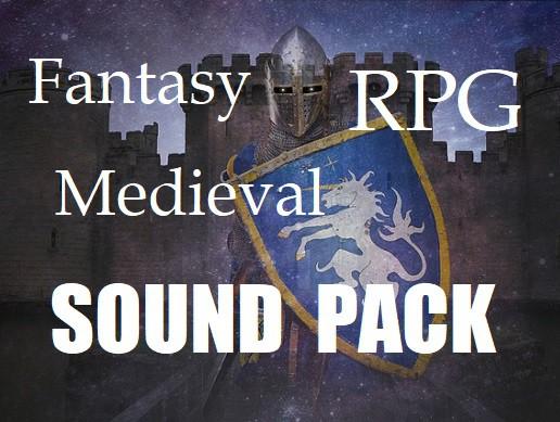 Fantasy RPG Medieval Sound Pack