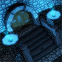 Blue Dungeon