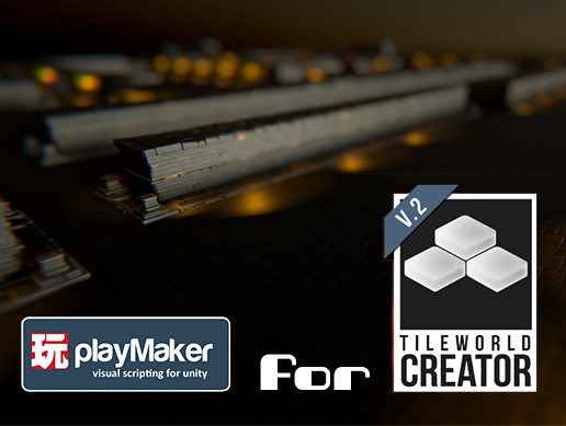 Tile World Creator - The Playmaker Actions