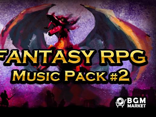 FANTASY RPG Music Pack #2