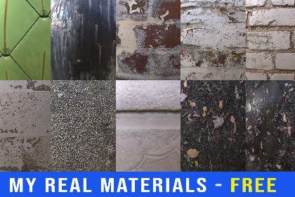 MY Real Materials Free