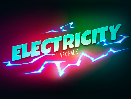 Electricity VFX pack
