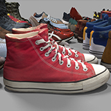 Shoes Pack Scanned