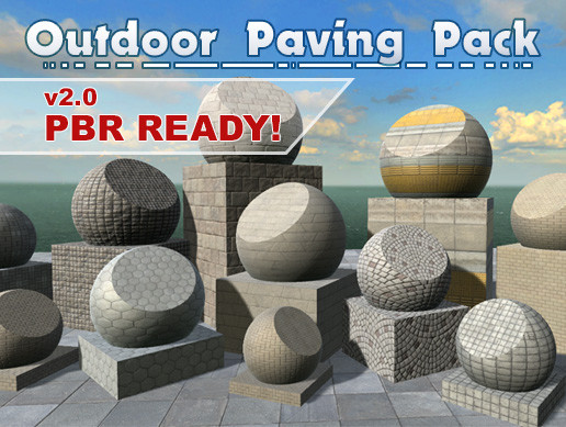 Outdoor Paving Pack