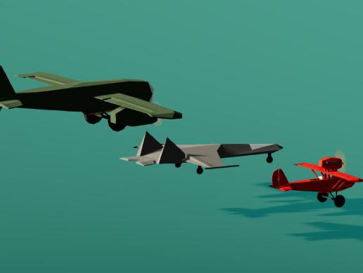Easy Aircraft Controls