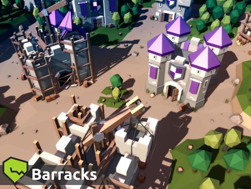 TARBO - [LevelUp] Barracks Pack