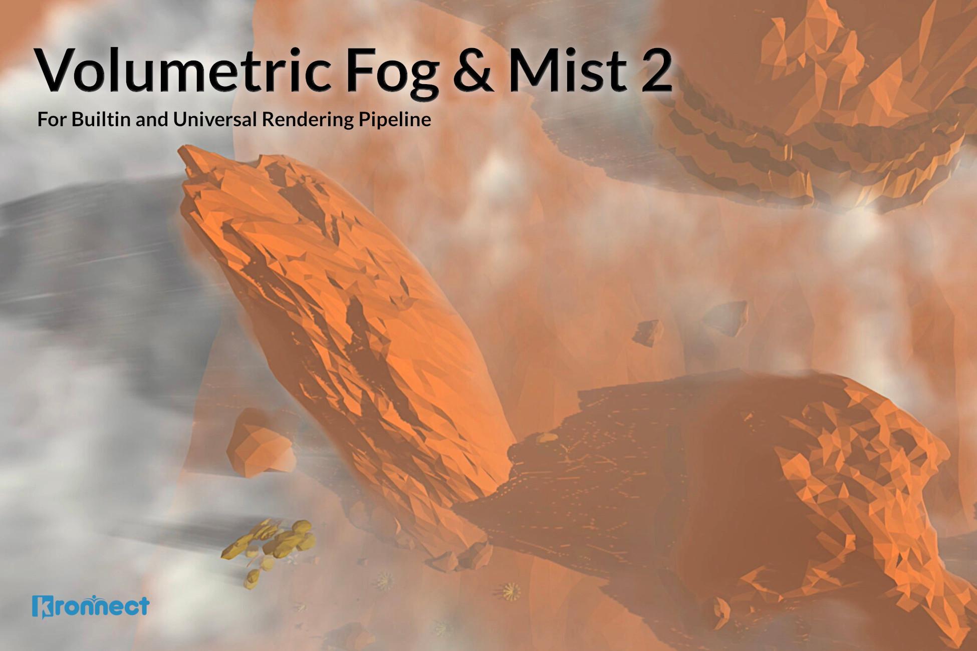 Volumetric Fog & Mist 2
