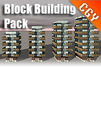 Block Building Pack
