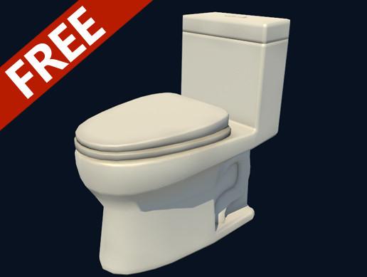 Toilet(PBR)