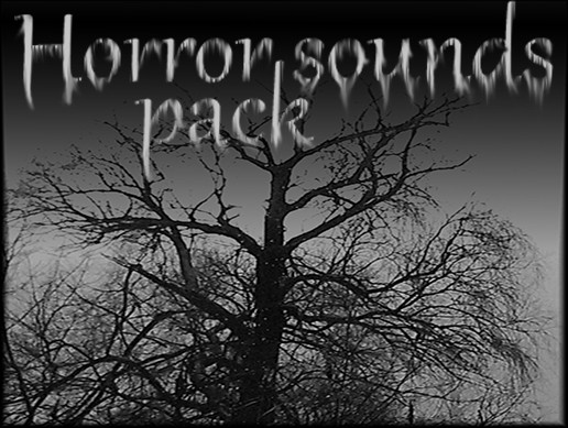 Horror Music/Sounds Pack