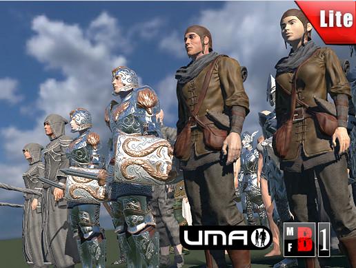 UMA RPG Starter Pack-(Lite)