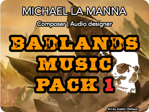 Badlands Music Pack 1