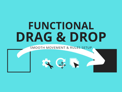Functional Drag and Drop