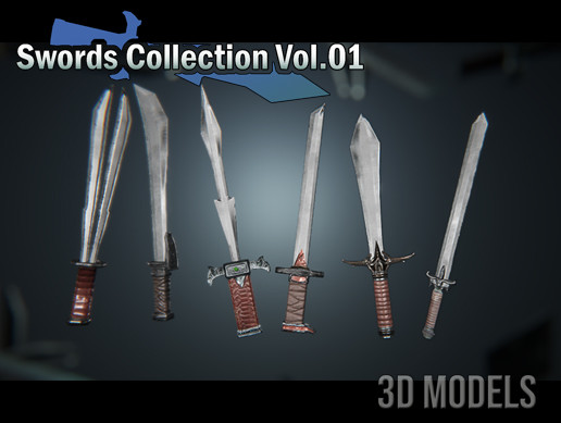 Swords Collection Vol.01