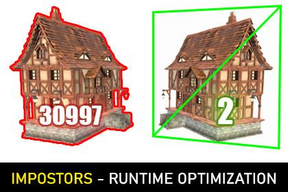 Impostors - Runtime Optimization