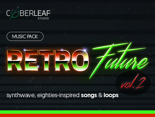 Retro Future vol.2 - Music Pack