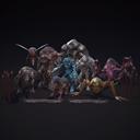 Creatures (pack) Vol.3