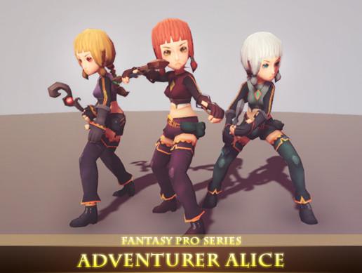 Adventurer Alice