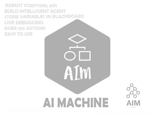 AI Machine (AIM) Visual Programming And AI