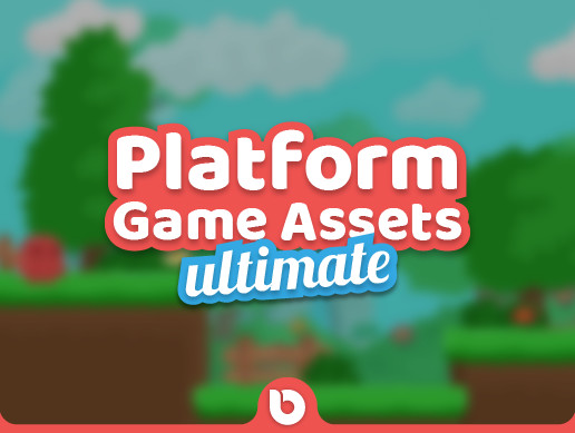 Platform Game Assets Ultimate