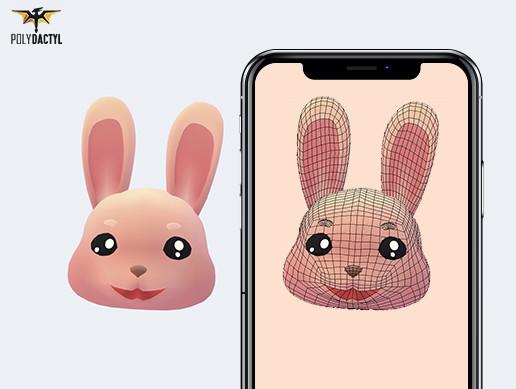 Sora the Rabbit - Animoji