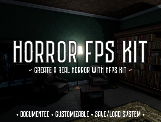 Horror FPS KIT - Asset Store