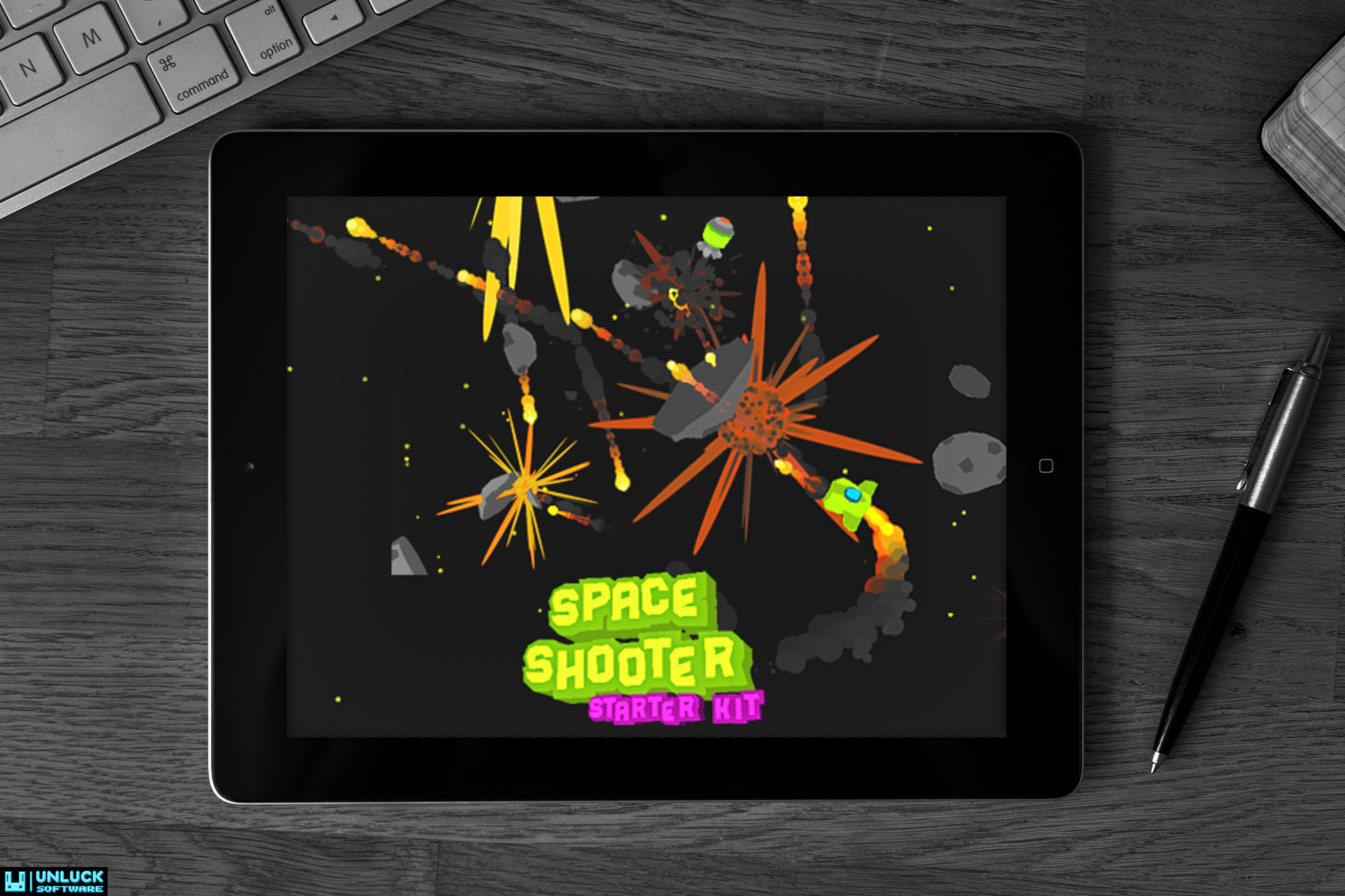 Space Shooter Starter Kit Free Download