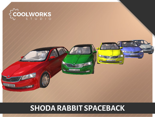 Shoda Rabbit Spaceback