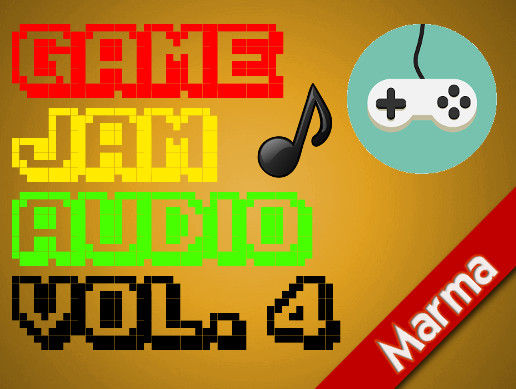 Game Jam Audio vol. 4