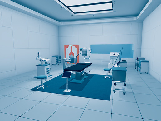 Sci-Fi Lab Environment Pack