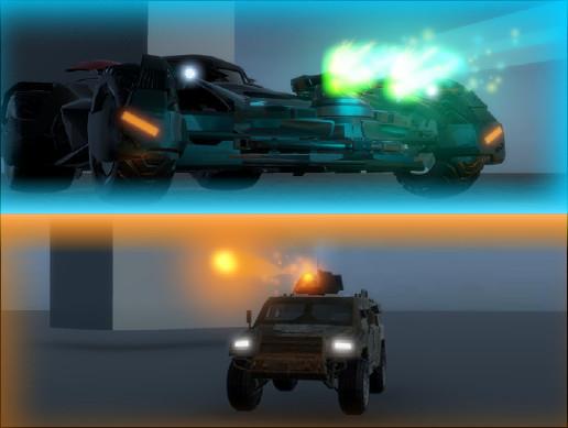 Battle Armoured Car