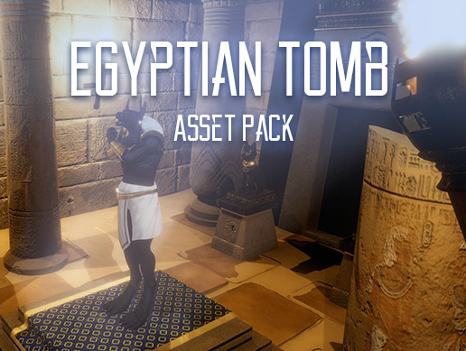 Egyptian Tomb Pack