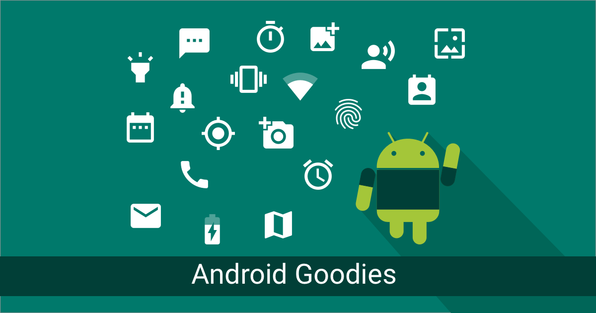 Android Native Goodies PRO