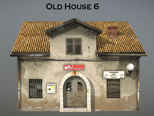 Old House 6