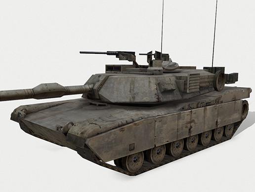 Abrams M1A3