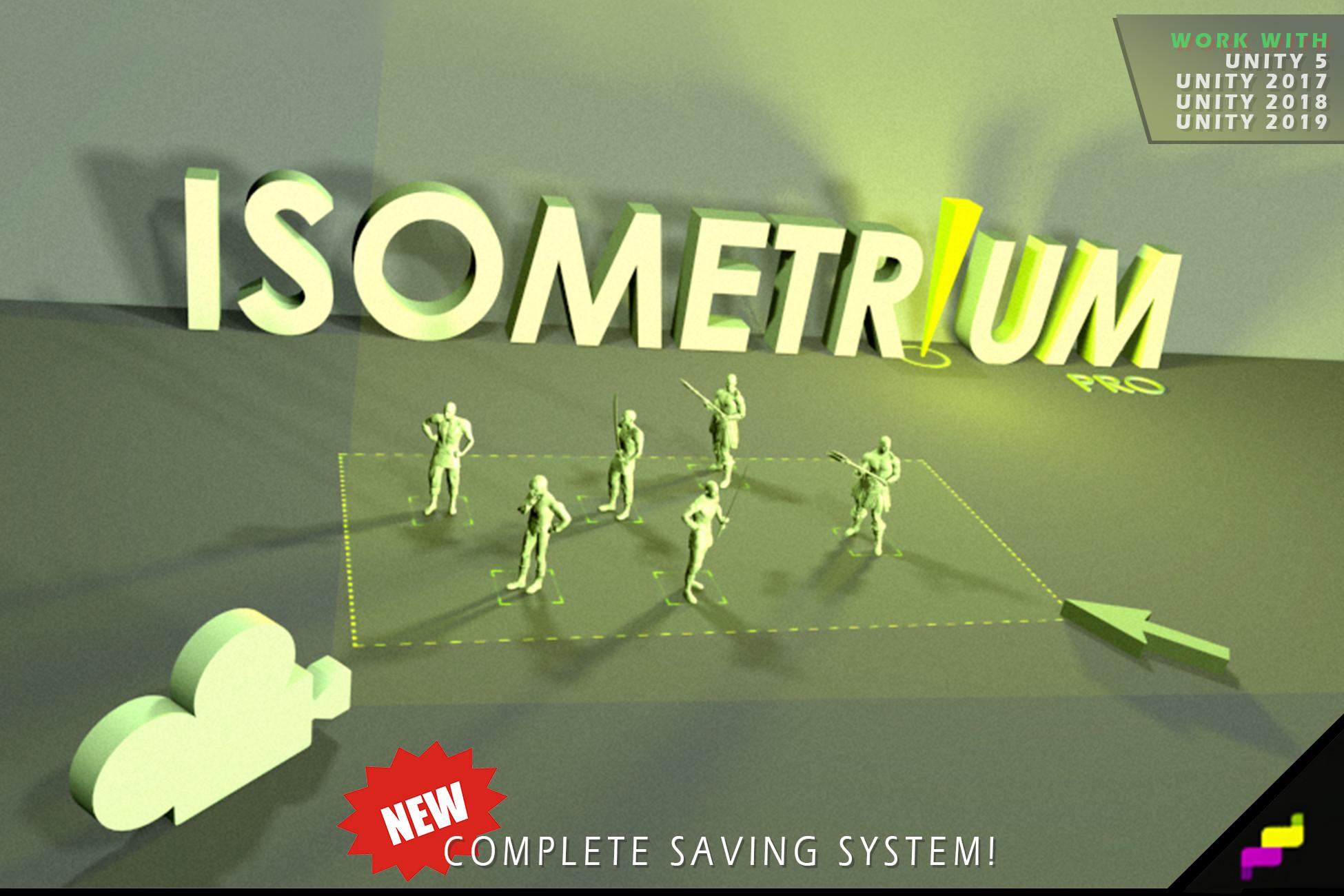 ISOMETRIUM - RTS Pro Kit Free Download