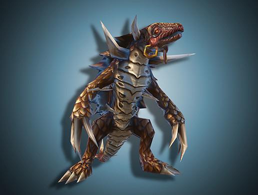 Pangolin Boss Monster