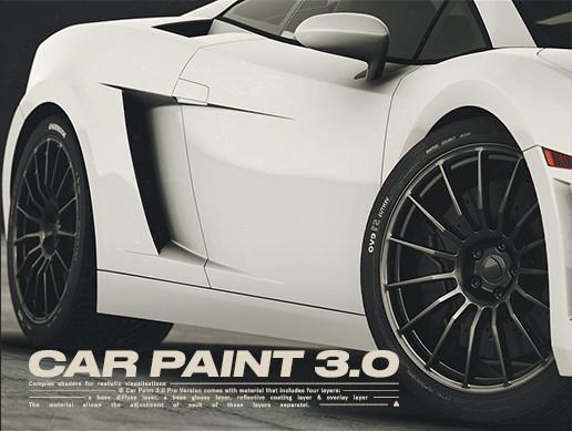 Car Paint Store >> Car Paint Pro Asset Store