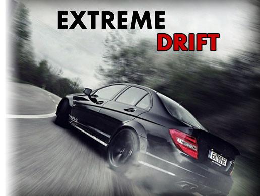 پروژه کامل و حرفه ای یونیتی Extreme Drift