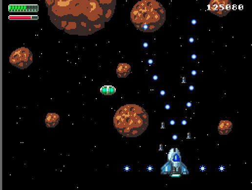 Unity 3D - Space Shooter Enemy Pack 2 by Zilo Media