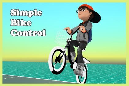 Simple bike control