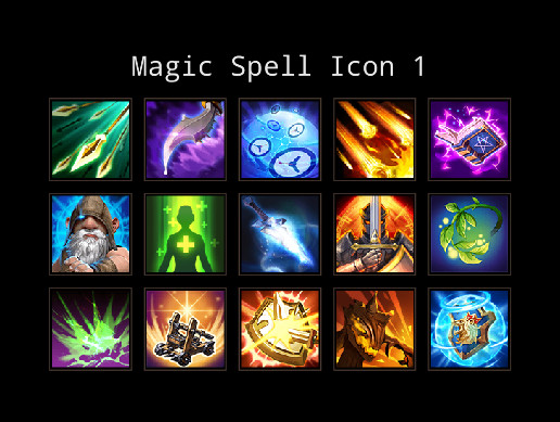 Magic Spell Icon 1
