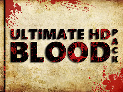 Ultimate HD Blood Pack