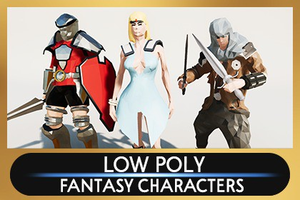 Fantasy Character Set