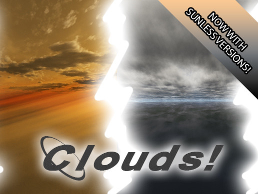 Clouds! Cloud Skybox Pack Vol.II