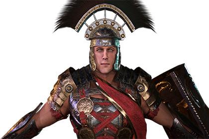 Gladiator Legionary