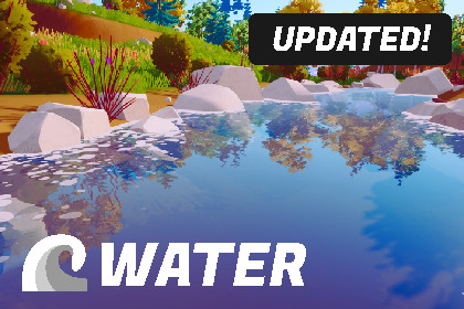 Stylized Water For URP